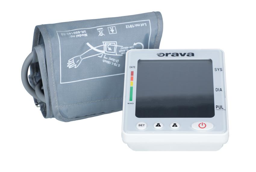 Orava TL-100 digitális vérnyomásmérő
