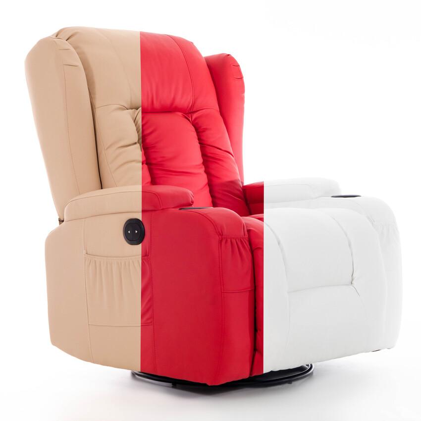Relaxációs állítható fotel
